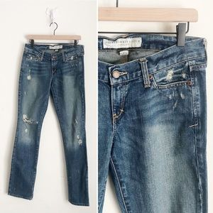 Abercrombie & Fitch Distressed Women Jeans Size 4R
